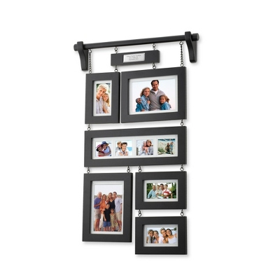 Black Engravable Picture Frames