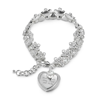 2011 Make-A-Wish Bracelet with complimentary Filigree Keepsake Box