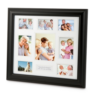 8 Photo Collage Frame - UPC 825008252868