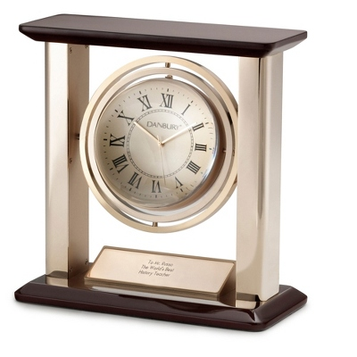 Spinning Desk Clock