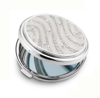 Pearl Wave Compact - Purse Accessories