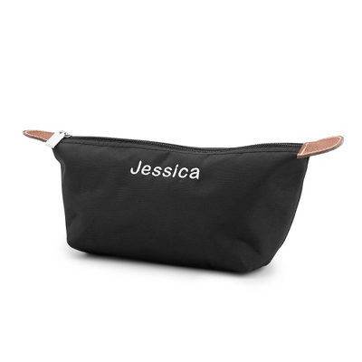 Black Cosmetic Bag - UPC 825008253872