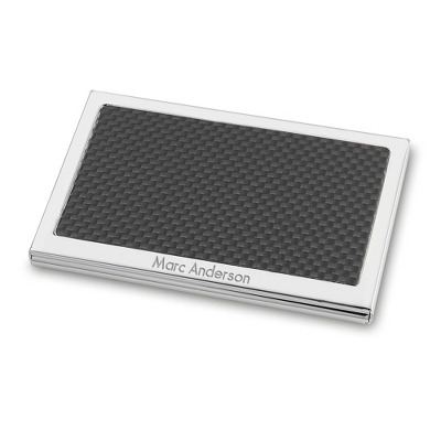 Carbon Fiber Card Case
