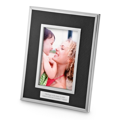 Portrait Black Lizard 4x6 Frame - Frames for Him