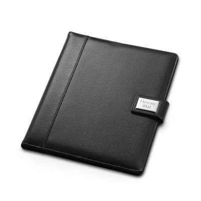 Black Lizard Ipad Case - UPC 825008254503