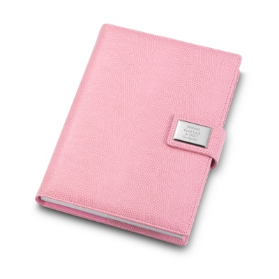 Pink Lizard 6 x 9 Journal