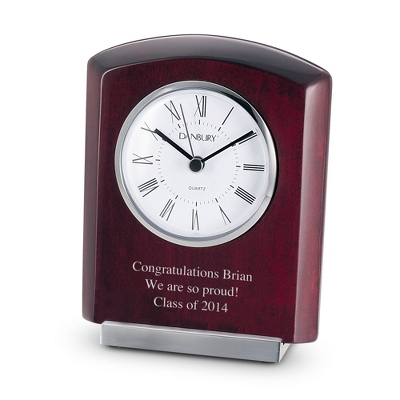 Retirement Gifts Personalized Clock