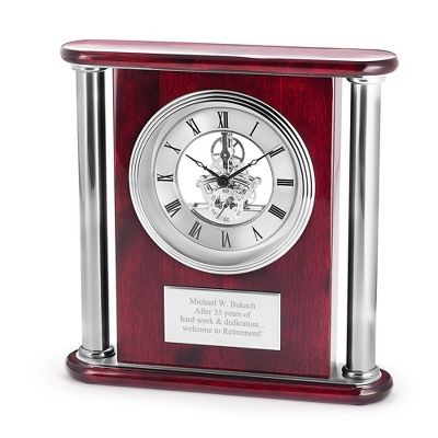 Retirement Gifts Personalized Clock - 24 products