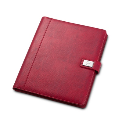 Red Lizard 13 x 10 Padfolio - Padfolios & Journals