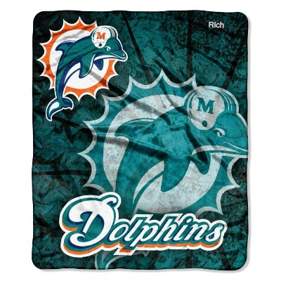 Miami Dolphins Throw - Sports