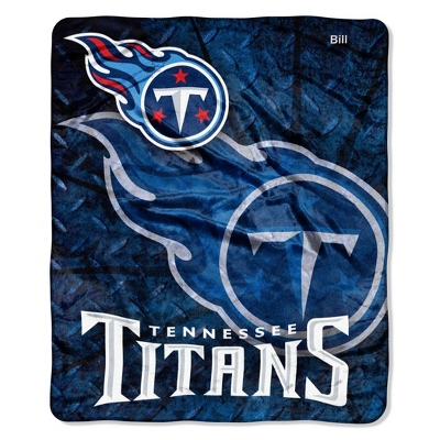 Tennessee Titans Throw - UPC 825008255098