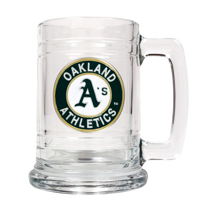 Oakland Athletics Beer Mug