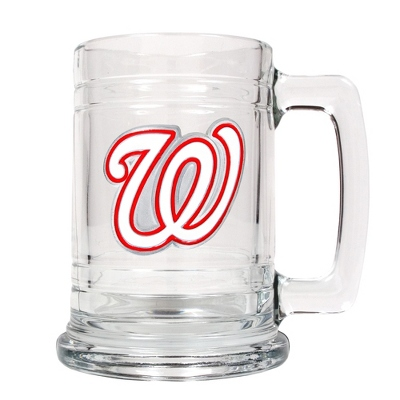 Washington Nationals Beer Mug - Flasks & Beer Mugs