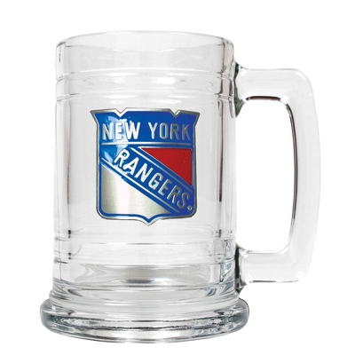 New York Rangers Beer Mug