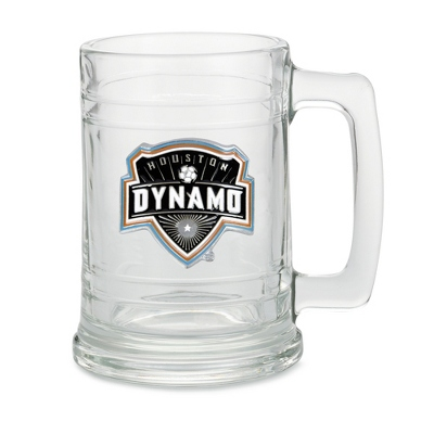 Houston Dynamo Beer Mug