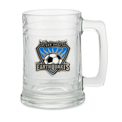 San Jose Earthquakes Beer Mug