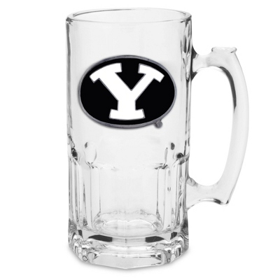 Brigham Young University 34oz Moby Beer Mug - Flasks & Beer Mugs