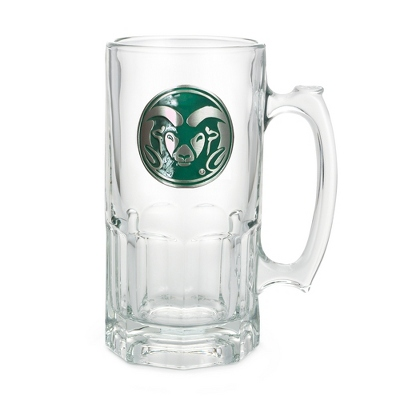 Colorado State University 34oz Moby Beer Mug