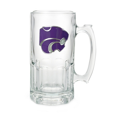 Kansas State University 34oz Moby Beer Mug