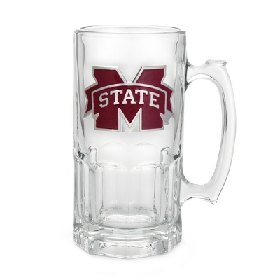 Mississippi State University 34oz Moby Beer Mug - Flasks & Beer Mugs