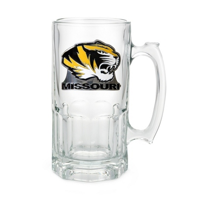 University of Missouri 34oz Moby Beer Mug