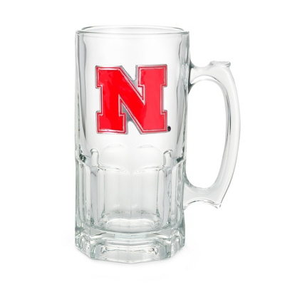 University of Nebraska 34oz Moby Beer Mug