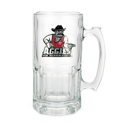 New Mexico State University 34oz Moby Beer Mug - UPC 825008257061