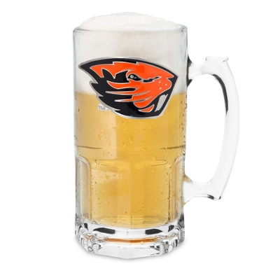 Oregon State University 34oz Moby Beer Mug - UPC 825008257146