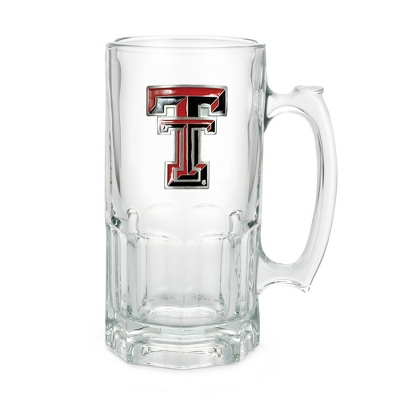 Texas Tech University 34oz Moby Beer Mug