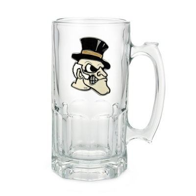 Wake Forest University 34oz Moby Beer Mug - Flasks & Beer Mugs