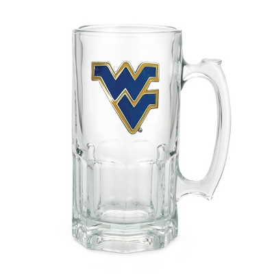 West Virginia University 34oz Moby Beer Mug