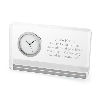 Memory Engraved Clocks