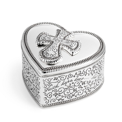 Expressions Cross Box - $19.99