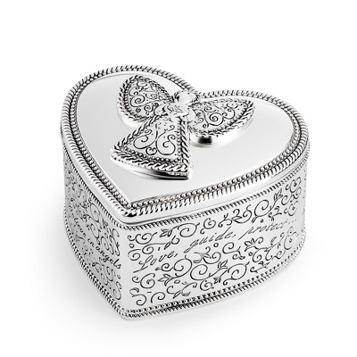 Expressions Angel Box - Jewelry & Keepsake Boxes