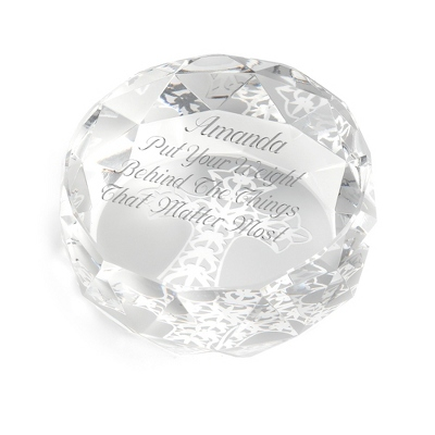 Personalized Engraved Paperweights