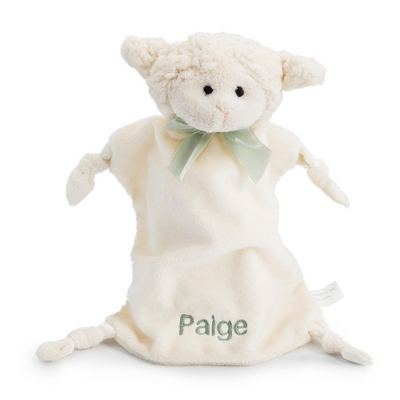 Personalized Lamb Mini Blankie by Things Remembered