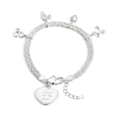 Love Bracelet with complimentary Filigree Oval Box