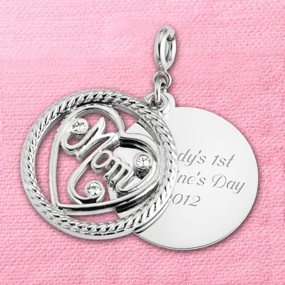 Mom Coin Charm - UPC 825008262768