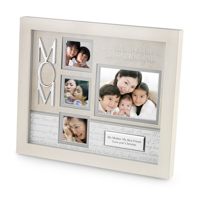 Mom Engraved Birthday Frame