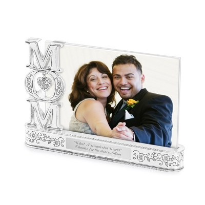 Mom Wedding Frame