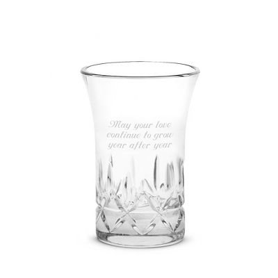 Personalized Glass Vase Wedding Centerpiece - 18 products