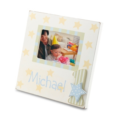 Personalized Baby Boy Frames - 6 products