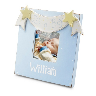 Personalized Birth Photo Frame