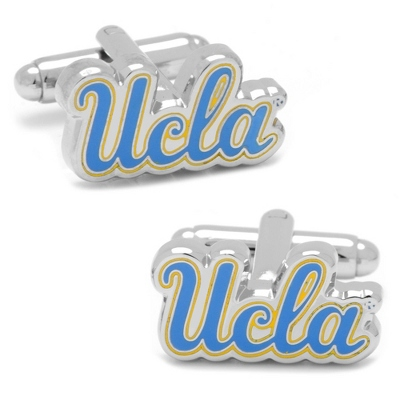 UCLA Cuff Links with complimentary Weave Texture Valet Box - $60.00