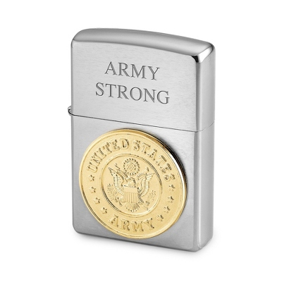 Zippo Army Lighter - Men's Accessories