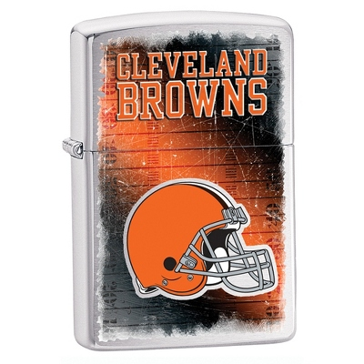 Cleveland Browns Zippo Lighter - Men's Accessories