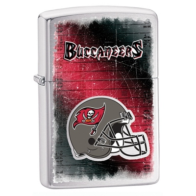 Tampa Bay Buccaneers Zippo Lighter - Men's Accessories