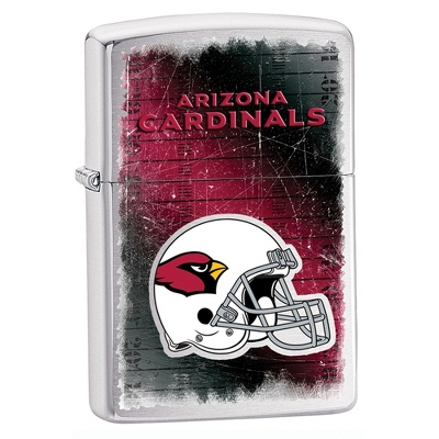 Arizona Cardinals Zippo Lighter - Men's Accessories