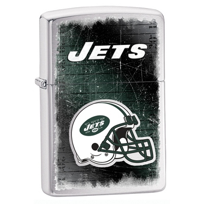 New York Jets Zippo Lighter - Men's Accessories