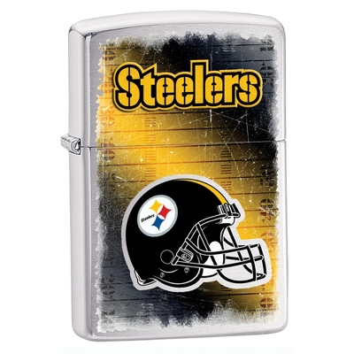 Pittsburgh Steelers Zippo Lighter